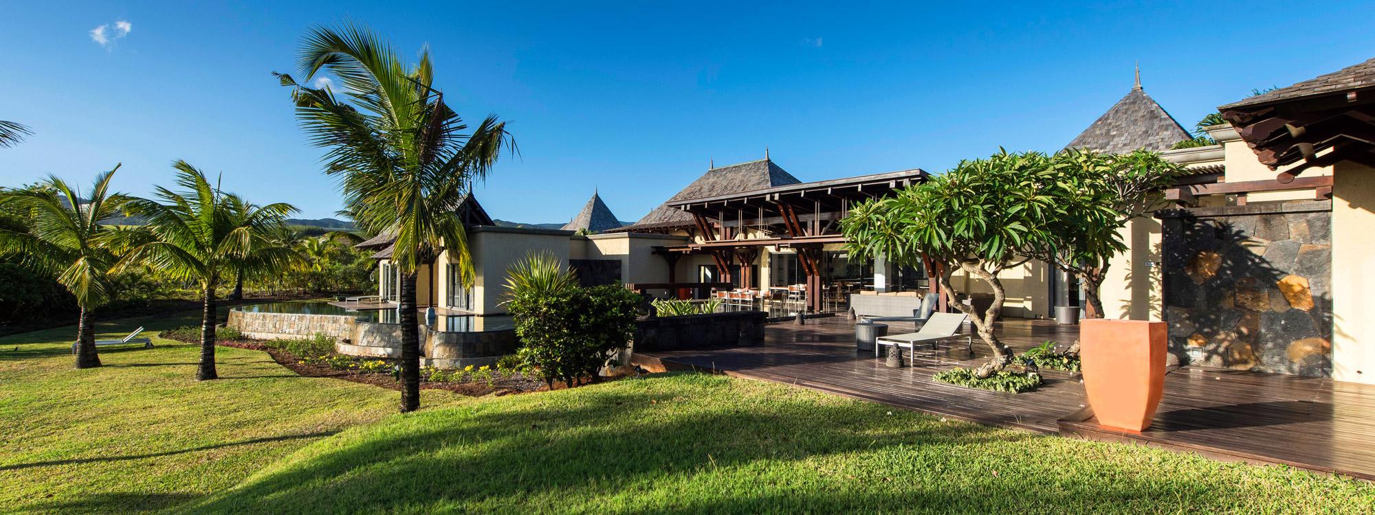 Immobilier de prestige, IRS à l'île maurice